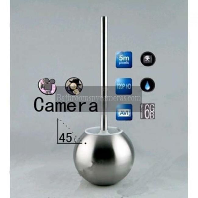남성을위한화장실 브러쉬초소형 캠코더1080P DVR 32G Full HD 동작 탐지 최고 몰 래 카메라