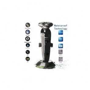 Buy 1280X720 Waterproof Shaver Camera DVR For Bathroom with 16GB internal Memory at Shaver Spy Camera,Bathroom Spy Camera professional shop