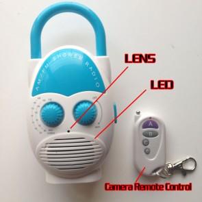 Buy hidden surveillance cameras for Bathroom 16G Full HD 720P DVR with motion sensor at Bathroom Spy Camera professional shop