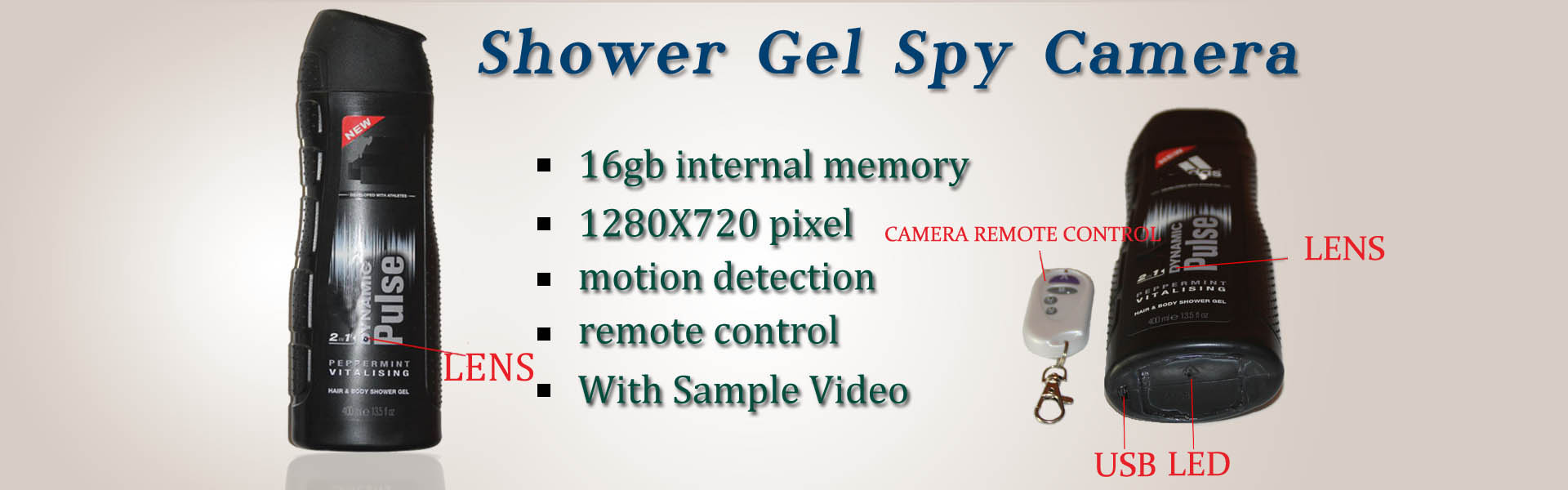 Bathroom Spy camera | Big Promotion